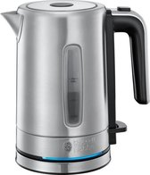 Russell Hobbs 24190-70 Compact Home Brushed - Kleine Waterkoker