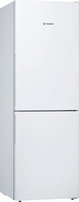 Bosch KGV332WEA - Serie 4 - Koel-vriescombinatie - Wit