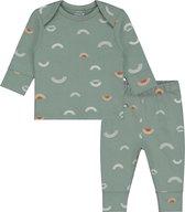 Prénatal Baby Jongens Pyjama - Baby Kleding voor Jongens - Groen