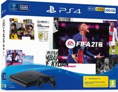 Sony PlayStation 4 Slim + FIFA 21 500 GB Wi-Fi Zwart