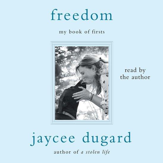 Boek cover Freedom van Jaycee Dugard (Onbekend)
