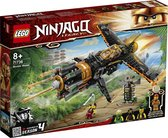 LEGO NINJAGO Legacy Rotsblok Blaster - 71736