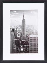 Fotolijst - Henzo - Manhattan - Fotomaat 15x20 cm - Zwart