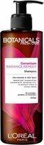 6x L'Oréal Botanicals Geranium Radiance Remedy Shampoo 400 ml