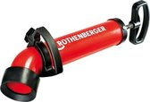 Rothenberger Ontstopper Zuig- en Drukreiniger | Pro Buisreiniger Pomp Afvoerreiniger