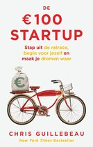 Boek cover De 100 euro Startup van Chris Guillebeau (Onbekend)