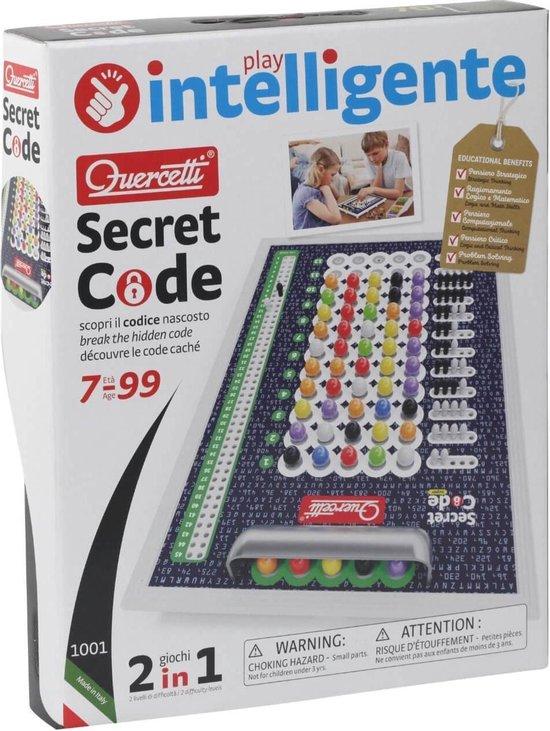 Afbeelding van het spel Quercetti Secret Code - Mastermind