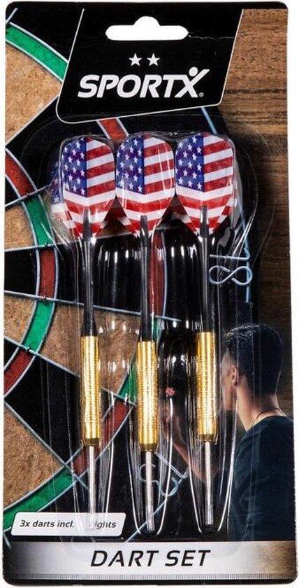 Thumbnail van een extra afbeelding van het spel SportX Dart Set