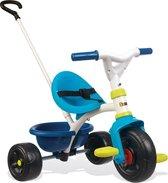 Smoby Be Fun blauw - Driewieler