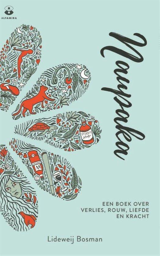 Boek cover Naupaka van Lideweij Bosman (Paperback)
