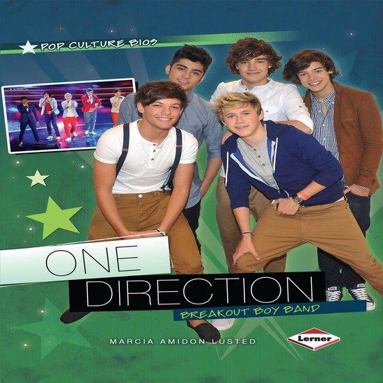 Boek cover One Direction van Maria Lusted (Onbekend)
