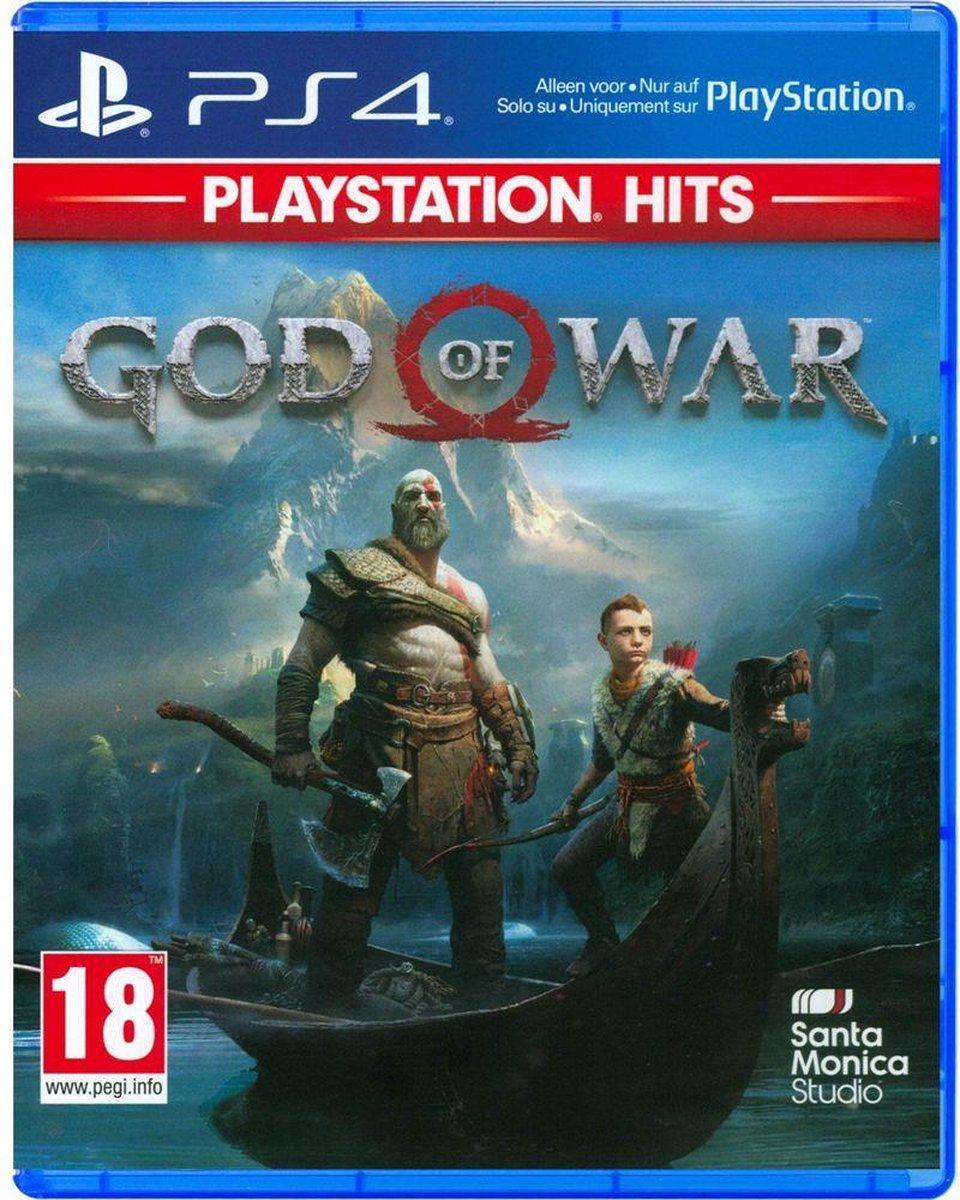 God of War - PS4 - Hits
