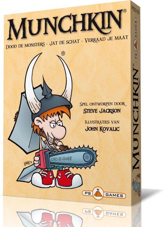 Munchkin - Kaartspel - Steve Jackson Games