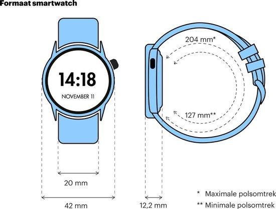 Garmin Forerunner® 245 Music - Smartwatch - 42 mm - Zwart