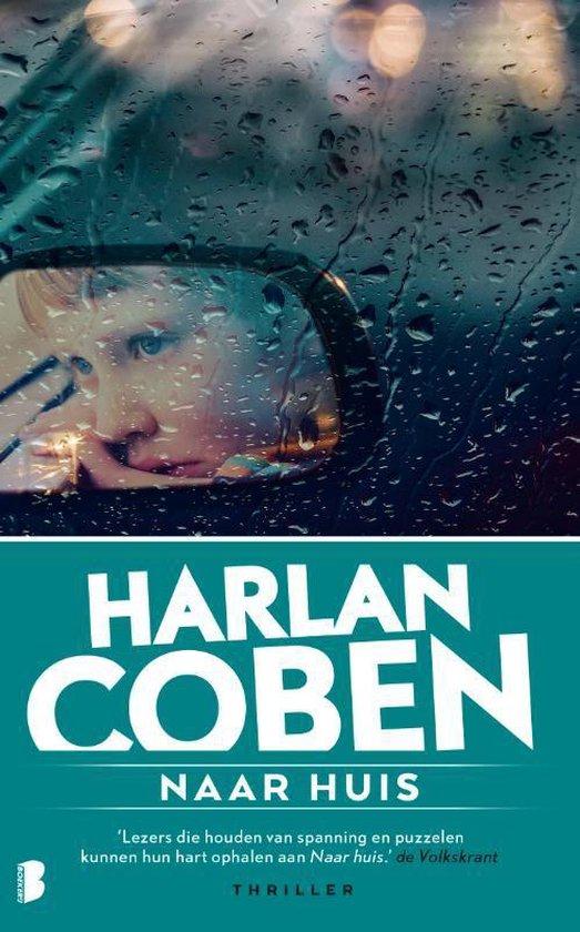 Boek cover Naar huis van Harlan Coben (Onbekend)