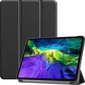 iPad Pro 2020 Hoes (11 inch) Book Case Hoesje Cover - Zwart