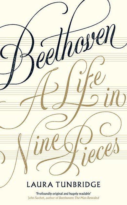 Boek cover Beethoven van Laura Tunbridge (Onbekend)