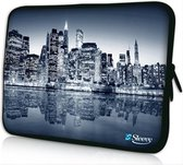Sleevy 11,6 inch laptophoes New York - laptop sleeve - laptopcover - Collectie 250+ designs