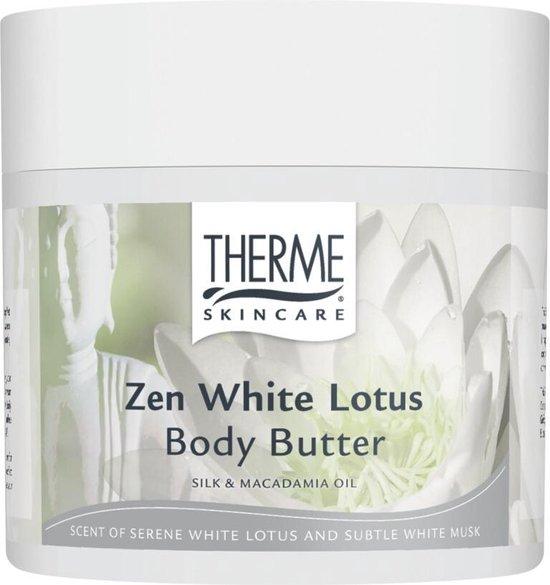 Therme Body Butter Zen White Lotus 250 ml