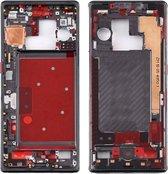 Originele middenkaderring voor Huawei Mate 30 Pro (zwart)