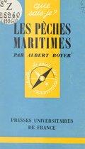 Les pêches maritimes