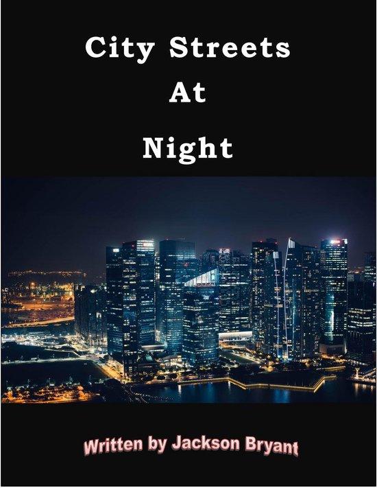 Omslag van City Streets at Night