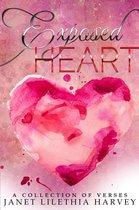 Boek cover Exposed heart van Janet Lilethia Harvey