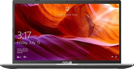 ASUS F509JA-EJ074T-BE Notebook Zilver 39,6 cm (15.6'') 1920 x 1080 Pixels Intel®...