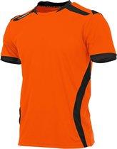 hummel Club Shirt k.m. Sportshirt - Oranje - Maat S