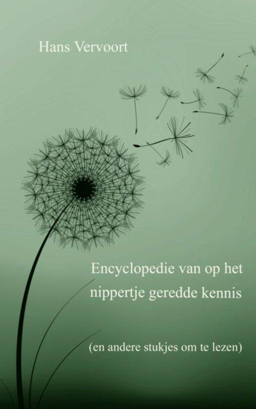 Encyclopedie van op het nippertje geredde kennis - Hans Vervoort |