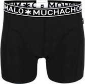 Muchachomalo tight swimshort heren - zwart