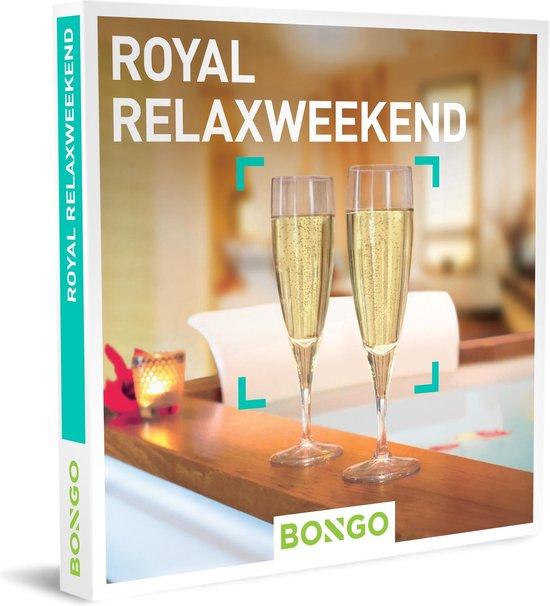 Bongo Bon Nederland - Royal Relaxweekend Cadeaubon - Cadeaukaart cadeau voor vrouw | 29 wellnesshotels