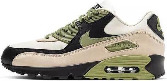 Lage Sneakers Groen Veters Textiel Nike   Bestel nu!