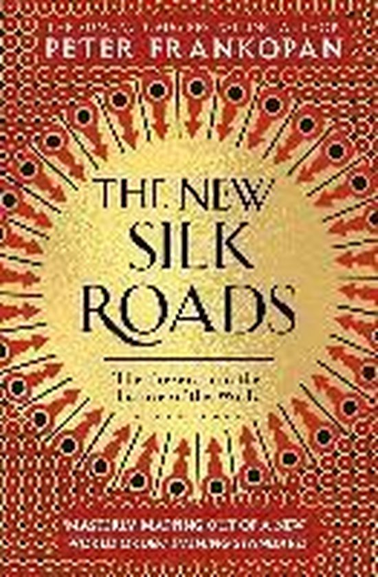Boek cover The New Silk Roads van Peter Frankopan (Paperback)