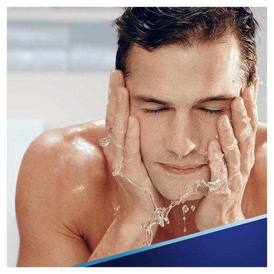 Gillette Series Gevoelige Huid Scheergel Mannen - 6x200ml Voordeelverpakking