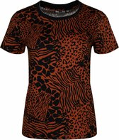 WE Fashion Dames T-shirt 3XL