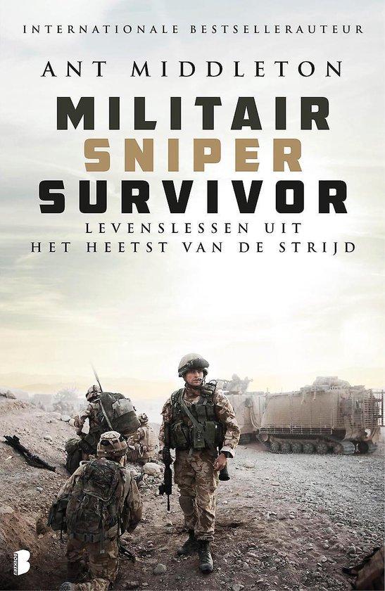 Militair, sniper, survivor - Ant Middleton | Fthsonline.com