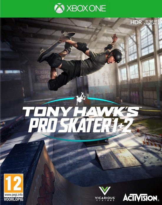 Tony Hawk's Pro Skater 1+2 - Xbox One