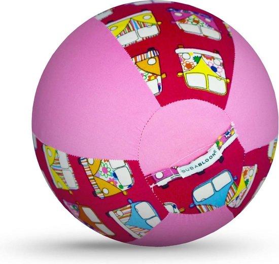 Bubabloon Hippy Camper Van - Ballon - Roze