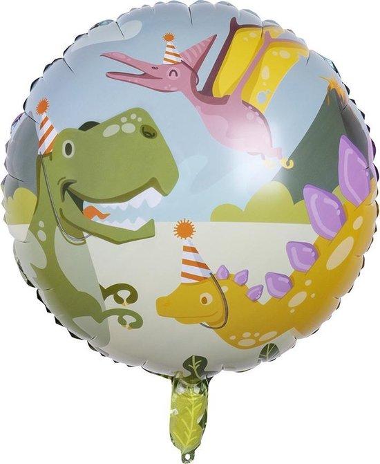 Ballon Dino Junior 45 Cm Folie