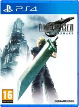 Sony Final Fantasy VII Remake (PS4) PlayStation 4 Basis Engels