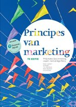 Boek cover Principes van marketing van Philip Kotler (Paperback)