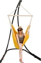 xxl Hangstoel met frame Hangstoel voor 2 dubbele hangstoelen Hangstoel geel