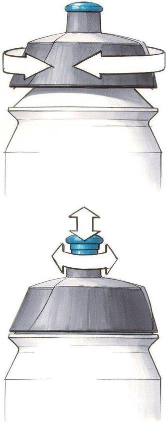 2x Tacx Shiva Bidon - 750ml - Zwart - Tacx