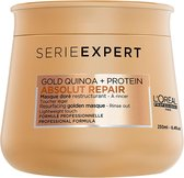 Loreal Professionnel - Absolut Repair Gold Quinoa + Protein Resurfacing Golden Masque - Regenerační maska - 500ml