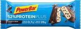 PowerBar ProteinPlus Bar 52% Cookies & Cream - 20 x 50 g