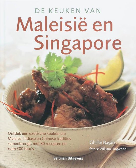 Cover van het boek 'De keuken van Maleisie & Singapore'