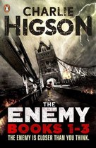 The Enemy Series, Books 1-3