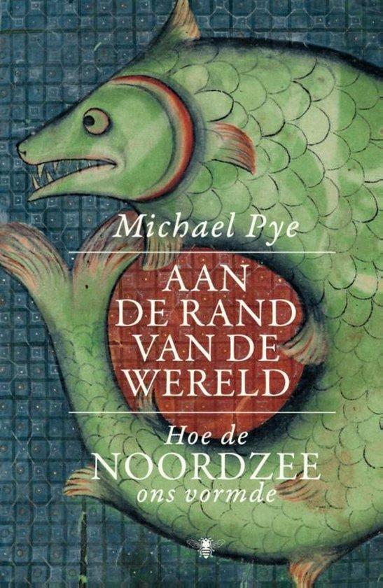 Boek cover Aan de rand van de wereld van Michael Pye (Onbekend)