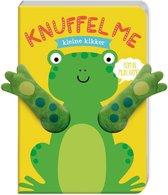 Boek - Knuffel me - Kleine kikker - Met vingerpopfunctie